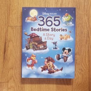 DISNEY PIXAR BOOK 365 Bedtime Stories 1 a day LRG
